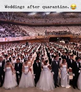 sunshine coast wedding after quarantine